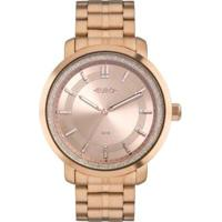 Relógio Euro Casual Shine 4J 43Mm Aço Feminino - Feminino