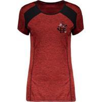 Camiseta Flamengo Cab Feminina - Feminino