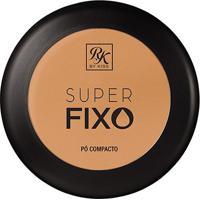 Pó Compacto Rk By Kiss Super Fixo Cor Nude 15G - Feminino-Incolor