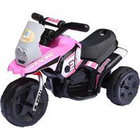 Triciclo Elétrico G204 Infantil Am 6V Rosa Belfix