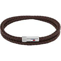 Pulseira Tommy Hilfiger Couro Marrom - 2790263