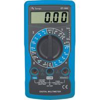 Multímetro Digital Ac Dc 2000Kohms Minipa Et-1002