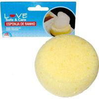 Esponja De Banho - Love