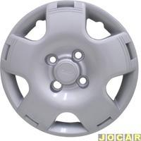 Calota Aro 13 Volkswagen - Grid - Gol - Modelo - 2000 Até 2008 - Fixada Com Parafuso - Prata - Cada (Unidade) - 060