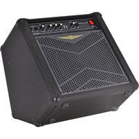 Cubo Amplificador Para Contrabaixo Oneal Ocb312 80W Preto 120/220V
