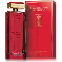 Red Door De Elizabeth Arden Eau De Toilette Feminino 100 Ml