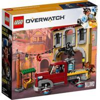 Lego Overwatch - Confronto De Dorado - 75972 Lego 75972