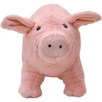 Pelúcia Minas De Presentes Porco Rosa - Kanui