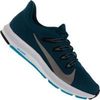 Tênis Nike Quest 2 - Masculino - Azul Esc/Cinza Cla