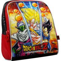 Lancheira Dragon Ball Db6062L Vermelho