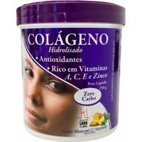 Colágeno Hidrolisado - 250G - Health Labs - Abacaxi C/ Hortelã