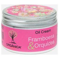 Creme Corporal Framboesa & Orquídea Oil Cream Orgânica 250Gr