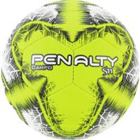 518ee15f6e ... Bola De Futebol De Campo Penalty S11 R5 Ix - Branco Amarelo