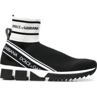Dolce & Gabbana Tênis Sorrento - Preto