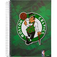 Caderno Foroni Nba Boston Celtics 15 Matérias