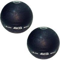 Bolas Medicine Slam Ball Para Crossfit 4 Kg - Liveup - Unissex