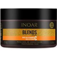 Inoar Blends - Máscara De Hidratação 250G - Unissex-Incolor
