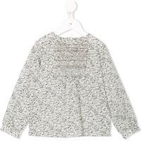 Bonpoint Blusa Floral 'Juliette' - Estampado