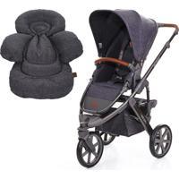 Carrinho De Bebê Abc Design Salsa 3 + Confort Seat Liner Style Street