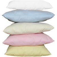 Travesseiro De Berço Para Bebê Percal - Diversas Cores Cinza