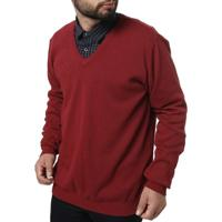 Suéter Masculino Vinho