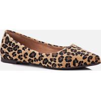 6824b9245 ... Sapatilha Feminino Milano Jaguar Camel 10585