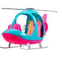 Barbie Explorar E Descobrir Helicóptero - Mattel