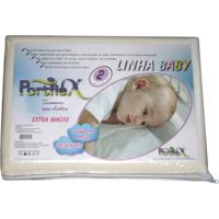 Travesseiro Anti Sufocante Portflex Baby Com Fronha - Kanui