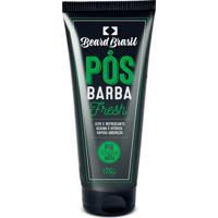 Tratamento Face Beard Brasil Pós Barba Verde
