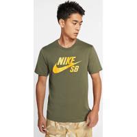 Camiseta Nike Sb Dri-Fit Masculina