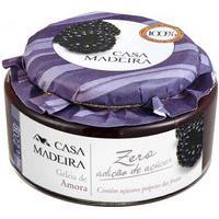 Geleia Zero Adicao De Acucar De Amora - 220G Casa Madeira 22G
