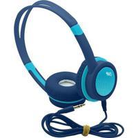 Headphone Kids Go- Azul Marinho & Azul Claro- 18,5X1I2Go