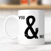Caneca You & Me