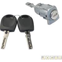 Cilindro Da Chave Da Porta - Fox/Bora 2008 Em Diante - Fox 2003 Até 2014 - 4 Portas - Lado Do Motorista - Cada (Unidade)