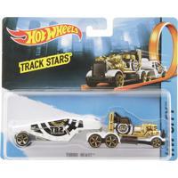 Carrinho Hot Wheels - Track Stars - Turbo Beast - Mattel