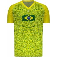 Camiseta Kanxa Brasil Masculina - Masculino