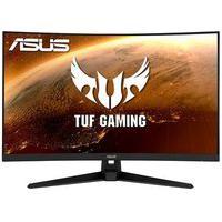 Monitor Gamer Asus Tuf 31.5' Led, 165 Hz, 2K Qhd, 1Ms, Freesync Premium, Hdr 10, 120% Srgb, Hdmi/Displayport, Vesa, Som Integrado - Vg32Vq1B