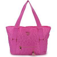 Bolsa Tote Capricho - Pink