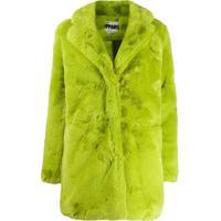 Apparis Casaco De Pele Neon - Verde