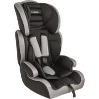 Cadeira Para Auto - De 9 A 36 Kg - Company - Preto E Cinza - Kiddo - Unissex-Preto