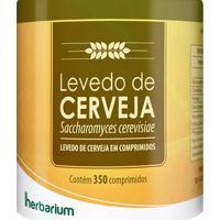Levedo De Cerveja C/350 Comprimidos Herbarium