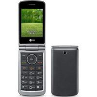 Celular Lg G360 Dual Sim Flip Tela 3.0 Câmera Rádio Fm Preto