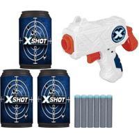 Lançador De Dardos X-Shot Candide - Unissex-Incolor
