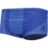 Sunga Adidas Ess Gra - Adulto - Azul
