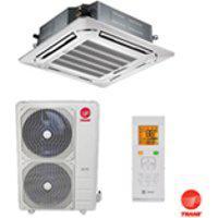 Ar Condicionado Split Cassete Trane Com 60.000 Btus, Frio, Turbo Mode, Branco - 2Mcc0560C1