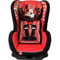 Cadeira Para Auto 0 A 25 Kg Disney Primo Minnie Mouse Vermelho - Tricae