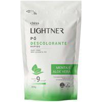 Pó Descolorante Lightner Menta E Aloe Vera Com 300G 300G