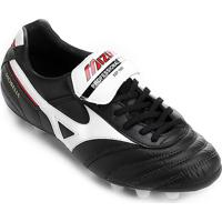 f1a161620bb94 Netshoes  Chuteira Campo Mizuno Morelia Elite Md Ii - Unissex