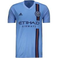 Camisa Adidas New York City Fc Home 2019 Masculina - Masculino