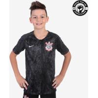 ... Camisa Nike Corinthians Ii 2018 19 Torcedor Infantil 365a1e1bc06